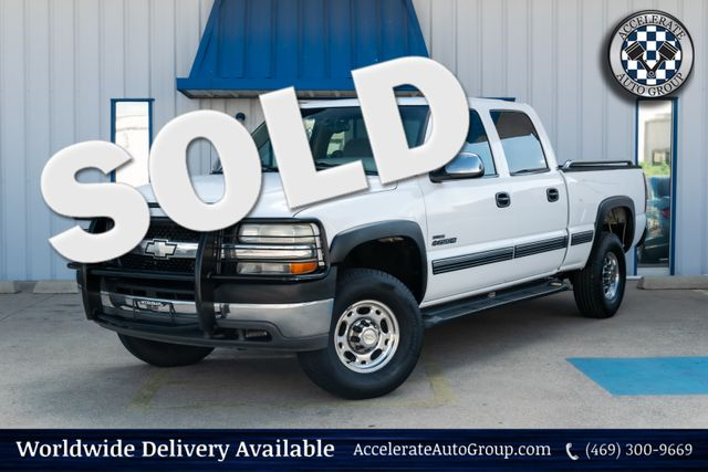 2002 Chevy Silverado 2500HD LS in Rowlett