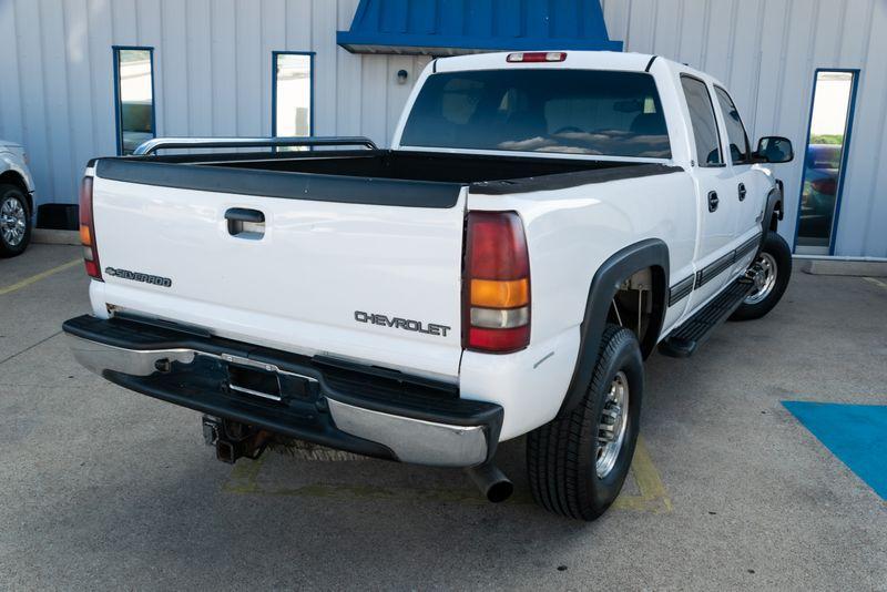 2002 Chevy Silverado 2500HD LS in Rowlett, Texas