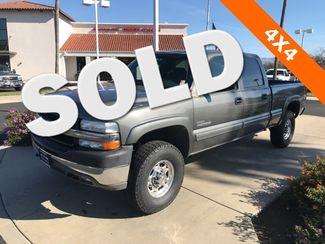 2002 Chevrolet Silverado 2500HD LS | San Luis Obispo, CA | Auto Park Sales & Service in San Luis Obispo CA