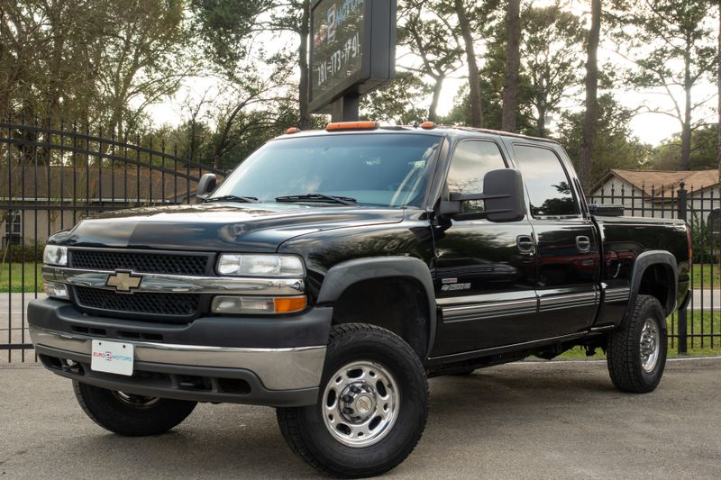 2002 Chevrolet Silverado 2500HD LT   Texas  EURO 2 MOTORS  in , Texas