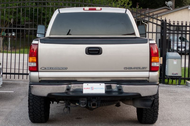 2002 Chevrolet Silverado 2500HD LS   Texas  EURO 2 MOTORS  in , Texas