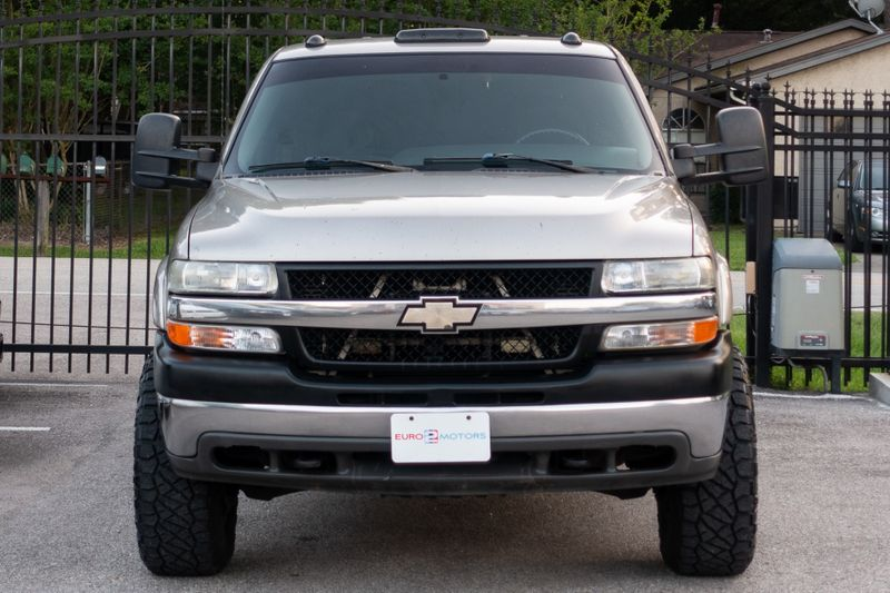 2002 Chevrolet Silverado 2500HD LS   Texas  EURO 2 MOTORS  in , Texas