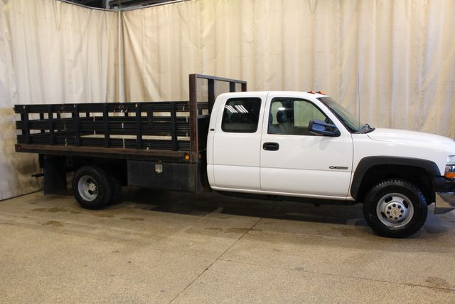 2002 Chevrolet Silverado 3500 Stake bed in Roscoe IL, 61073