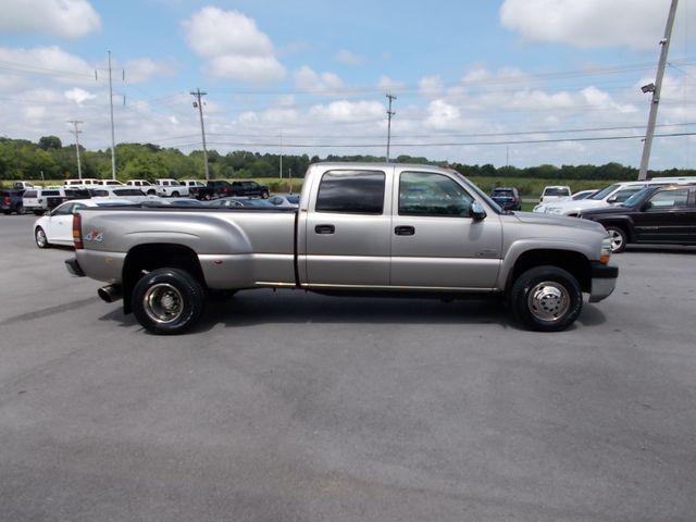 2002 Chevrolet Silverado 3500 LT Shelbyville, TN 10