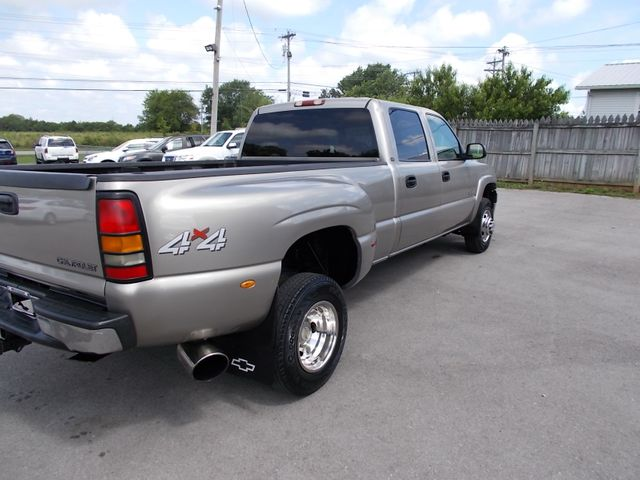 2002 Chevrolet Silverado 3500 LT Shelbyville, TN 12