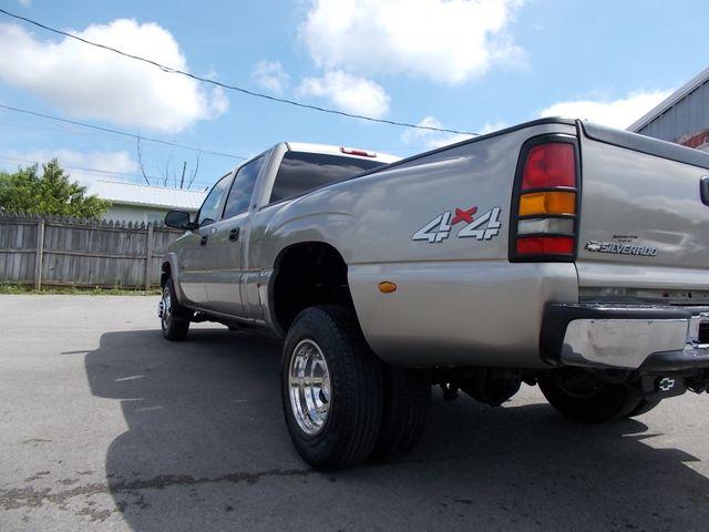 2002 Chevrolet Silverado 3500 LT Shelbyville, TN 3