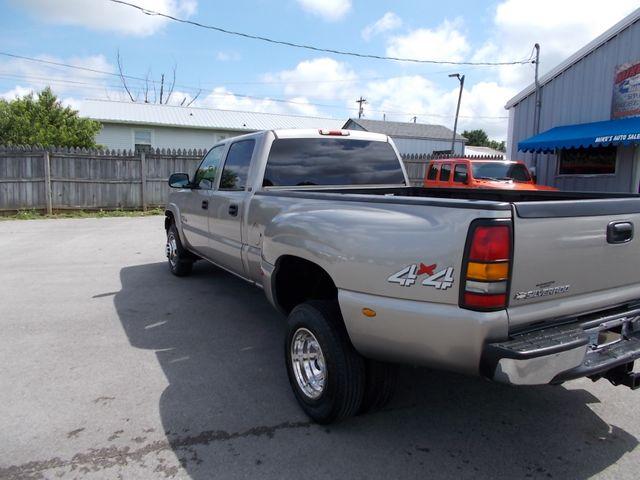 2002 Chevrolet Silverado 3500 LT Shelbyville, TN 4