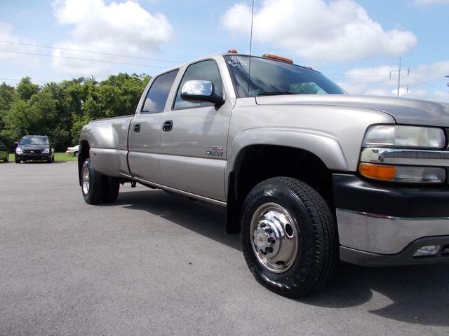 2002 Chevrolet Silverado 3500 LT Shelbyville, TN 8