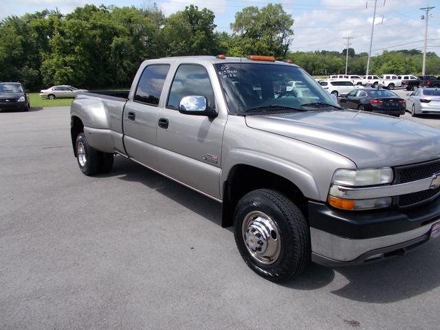 2002 Chevrolet Silverado 3500 LT Shelbyville, TN 9