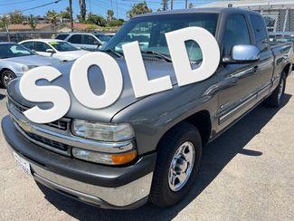 2002 Chevrolet Silverado 1500 extended cab LS San Diego, CA