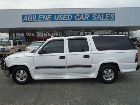 2002 Chevrolet Suburban LS in Abilene, TX