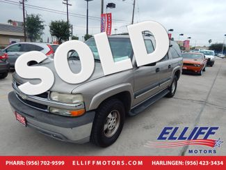 2002 Chevrolet Suburban LS in Harlingen TX, 78550