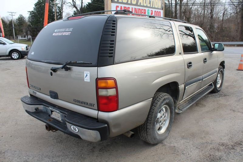 2002 Chevrolet Suburban LS  city MD  South County Public Auto Auction  in Harwood, MD