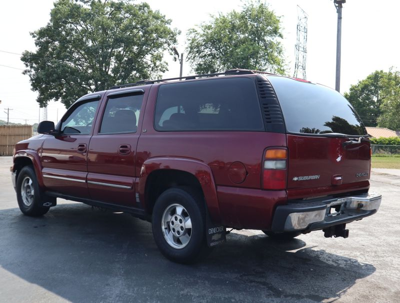 2002 Chevrolet Suburban LT  in Maryville, TN