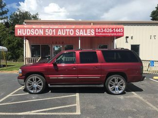 2002 Chevrolet Suburban in Myrtle Beach South Carolina