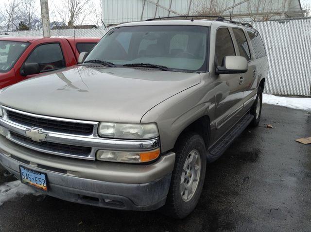 2002 Chevrolet Suburban LT Salt Lake City, UT