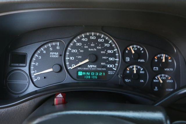 2002 Chevrolet Suburban LS Santa Clarita, CA 18