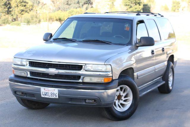 2002 Chevrolet Suburban LS Santa Clarita, CA 4