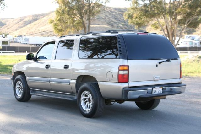 2002 Chevrolet Suburban LS Santa Clarita, CA 5