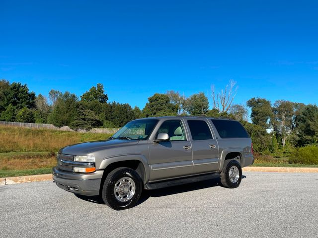 2002 Chevrolet Suburban 2500HD LT in West Chester, PA 19382
