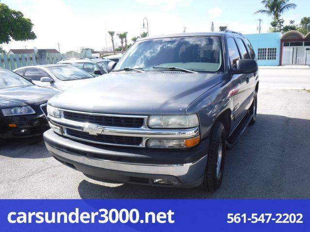 2002 Chevrolet Tahoe LS Lake Worth , Florida