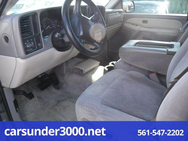 2002 Chevrolet Tahoe LS Lake Worth , Florida 4