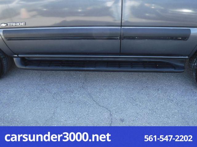 2002 Chevrolet Tahoe LS Lake Worth , Florida 9