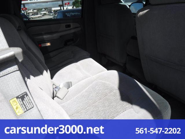 2002 Chevrolet Tahoe LS Lake Worth , Florida 6