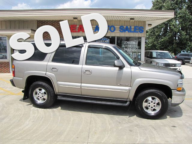 2002 Chevrolet Tahoe LT in Medina, OHIO 44256