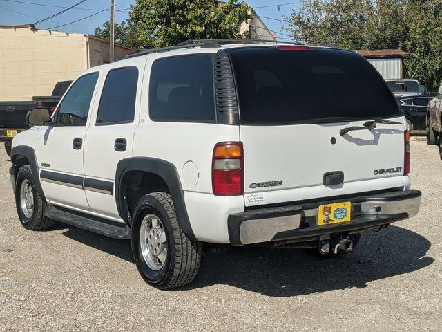 2002 Chevrolet Tahoe LS in Pleasanton, TX 78064