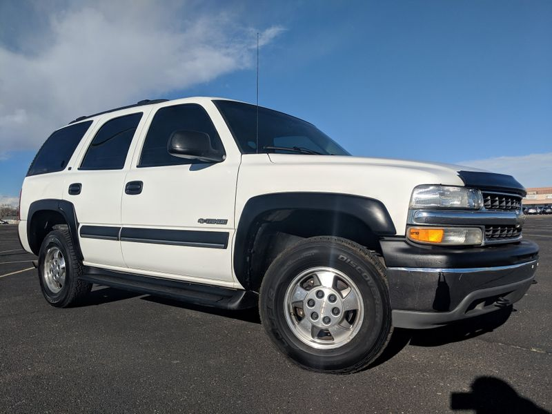 2002 Chevrolet Tahoe LS  Fultons Used Cars Inc  in , Colorado