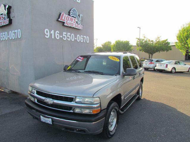 2002 Chevrolet Tahoe LS in Sacramento, CA 95825