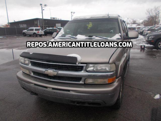 2002 Chevrolet Tahoe LT Salt Lake City, UT