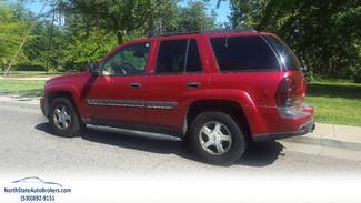 2002 Chevrolet TrailBlazer LT Chico, CA 2