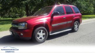 2002 Chevrolet TrailBlazer LT Chico, CA 1