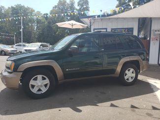 2002 Chevrolet TrailBlazer LTZ Chico, CA 1