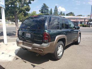 2002 Chevrolet TrailBlazer LTZ Chico, CA 2