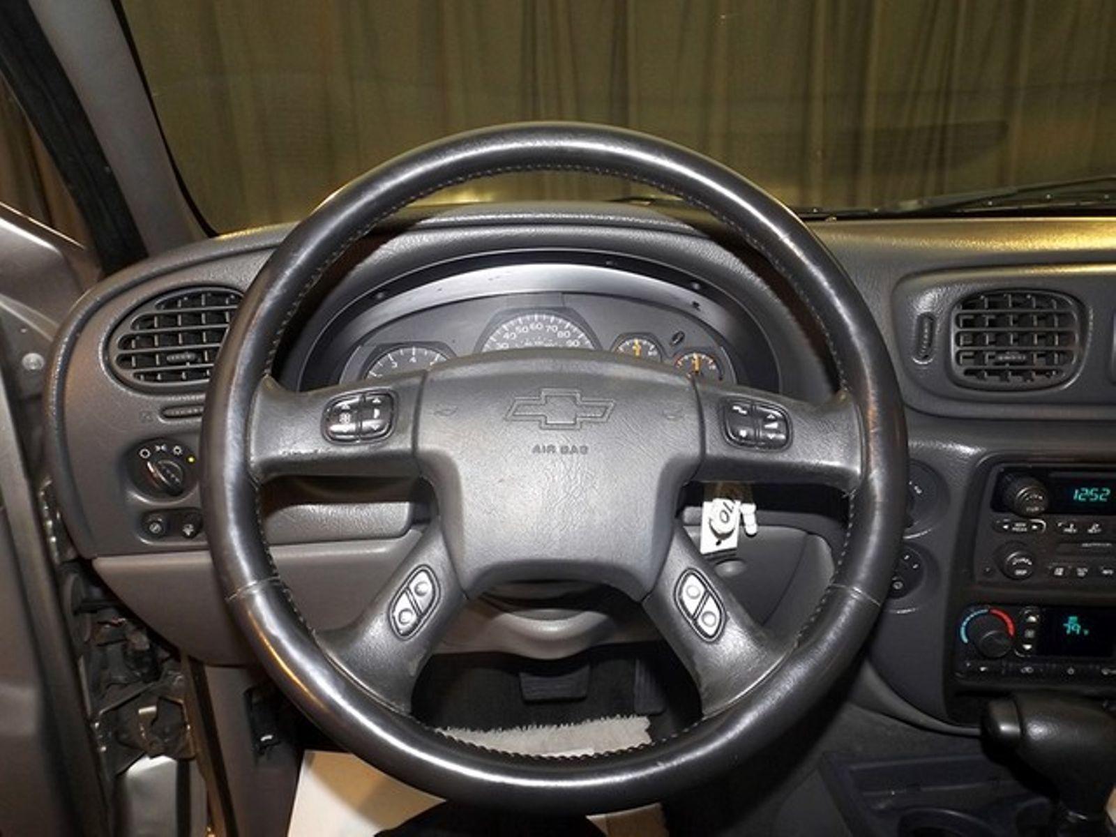 2002 Chevrolet TrailBlazer LTZ As low as 799 DOWN city Ohio North