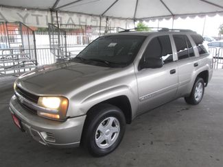 2002 Chevrolet TrailBlazer LS Gardena, California