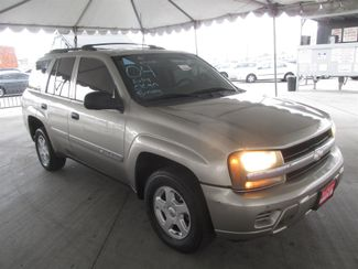 2002 Chevrolet TrailBlazer LS Gardena, California 3
