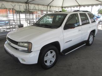 2002 Chevrolet TrailBlazer LTZ Gardena, California
