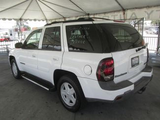 2002 Chevrolet TrailBlazer LTZ Gardena, California 1