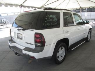 2002 Chevrolet TrailBlazer LTZ Gardena, California 2