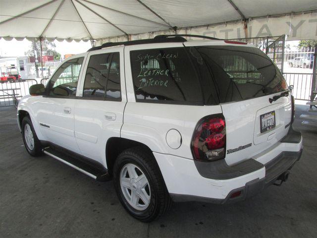 2002 Chevrolet TrailBlazer LTZ Gardena, California 1
