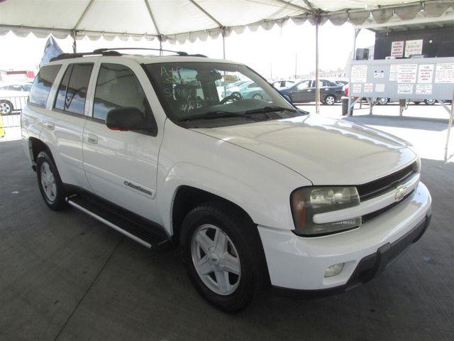 2002 Chevrolet TrailBlazer LTZ Gardena, California 3