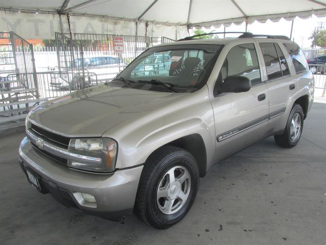 2002 Chevrolet TrailBlazer LT Gardena, California