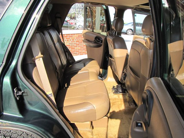 2002 Chevrolet TrailBlazer LTZ in Medina OHIO, 44256