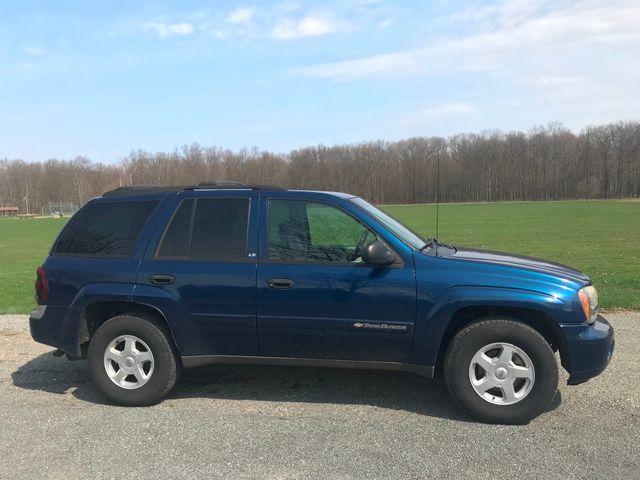 2002 Chevrolet TrailBlazer LS Ravenna, Ohio 4