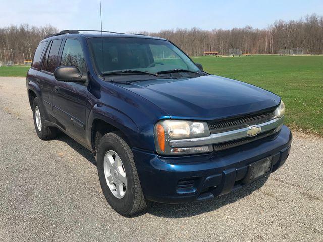 2002 Chevrolet TrailBlazer LS Ravenna, Ohio 5