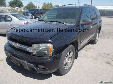 2002 Chevrolet TrailBlazer LTZ in Salt Lake City, UT